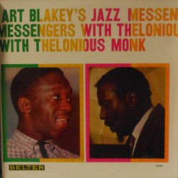With Thelonious Monk (Spanish 1st Pressing)