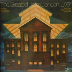 The Greatest Jazz Concert Ever (Spain Gatefold Re)