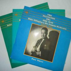 The Ellington Era (French Mono 1963) [Lot of 3 Lps