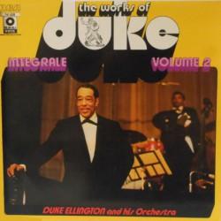 Works of Duke. Integrale Vol. 2 (French Mono Re)