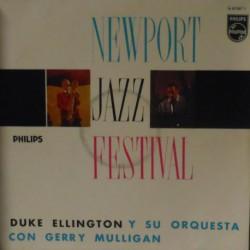Newport Jazz Festival (Spanish Mono Reissue)
