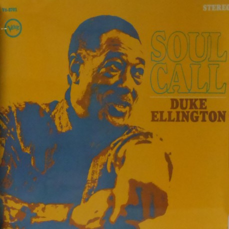 Soul Call (Spanish Stereo Pressing)