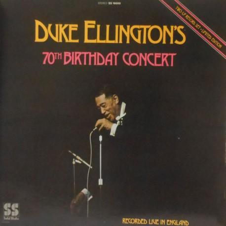 70th Birthday Concert (French Gatefold Reissue)