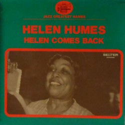 Helen Comes Back (Spanish Reissue)