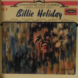 Commodore Jazz Classics Vol. 9 (French Mono)