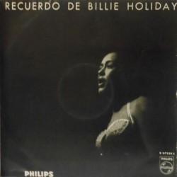 En Recuerdo de B. Holiday (Spanish Mono Reissue)