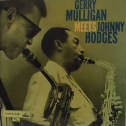 Meets Johnny Hodges (Spanish Mono 1962)