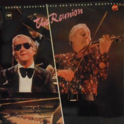 The Reunion W/ S. Grappelli (Spanish Reissue)