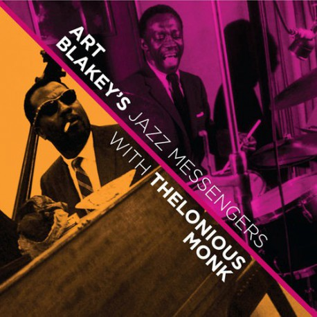Jazz Messengers with Thelonious Monk