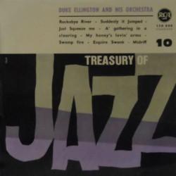 Treasury of Jazz (French Mono 10 Inch)