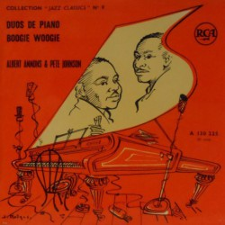 Duos de Piano Boogie Woogie (French 10'')