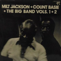 Milt Jackson + The Big Band Vols. 1 & 2 (Spain Re)
