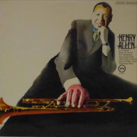 Henry Allen (French Mono Reissue)