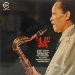 The Jazz Giants (German Mono Reissue)