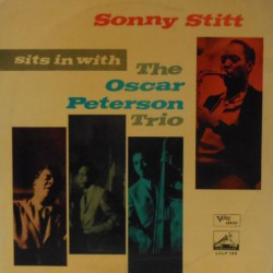 Sits in W/ The Oscar Peterson Trio (Spanish Mono)