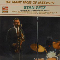 The Many Faces of Jazz Vol. 17 (French Stereo Re)