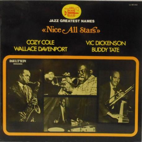 Nice All Stars (Spanish Stereo reissue)