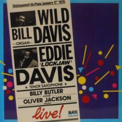Live! W/ Wild Bill Davis