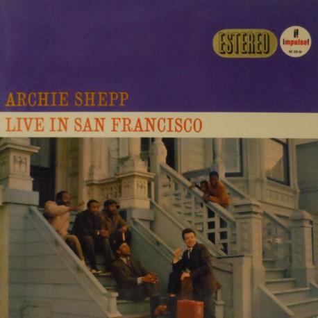 Live in San Francisco (Spanish Gatefold Stereo)