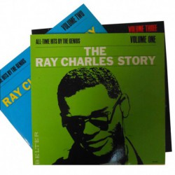 The Ray Charles Story (Spanish Press) 3 Lps Lot