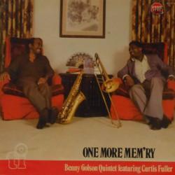 One More Mem´ry (Spanish Reissue)