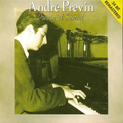 Previn at Sunset - 24 Bit