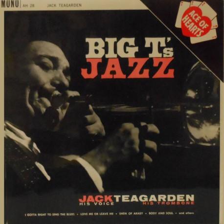 Big T´s Jazz (UK Mono)