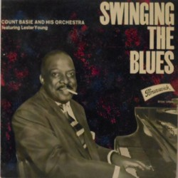 Swinging the Blues (German Mono)