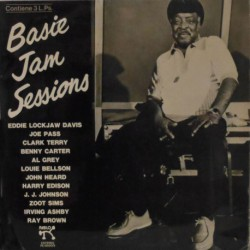 Basie Jam Sessions (Spanish Stereo Reissue)
