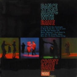 Dance Along with Basie (French Mono)