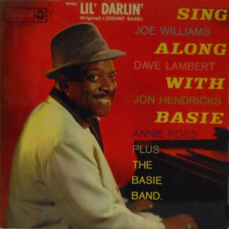 Sing Along With Basie (French Mono Reissue)