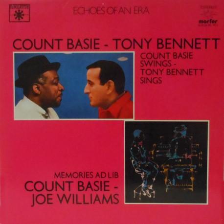 Tony Bennett / Joe Williams (Spanish Gatefold Re)