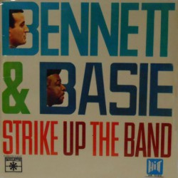 Bennet & Basie: Strike Up the Band (Spanish Mono)