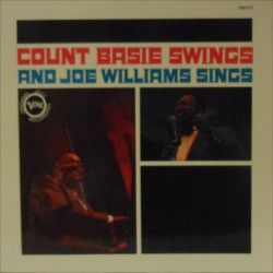 Basie Swings & Joe Williams Sings (French Mono)