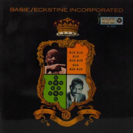 Basie/Eckstine Incorporated (French Mono Reiss)