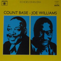 Count Basie - Joe Williams (Spanish Gatefold Reiss