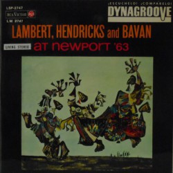 At Newport 63 (Rare Spanish Stereo 1964)