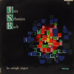 Jazz Sebastien Bach (French Mono)