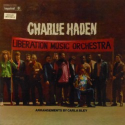 Liberation Music Orchestra (1st French Gatefold)