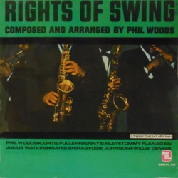 Rights of Swing (Spanish Stereo Reissue)