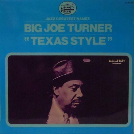 Texas Style (Spanish Reissue)