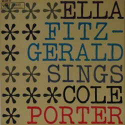 Sings Cole Porter (French Mono)