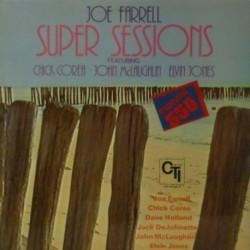 Super Sessions (Spanish Gatefold)