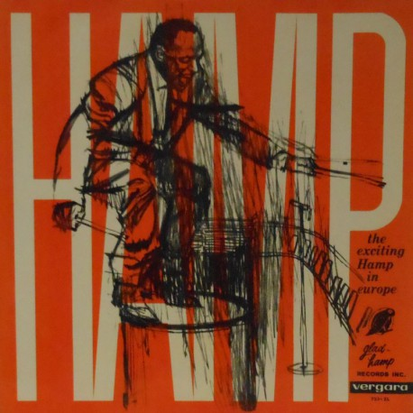 The Exciting Hamp in Europe (Spanish Mono)