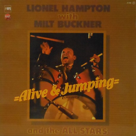 Alive & Jumping (Spanish Reissue)