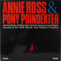 And Pony Poindexter (German Gatefold Stereo)