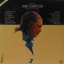 A Tribute to Duke Ellington (Spanish Gatefold Re)
