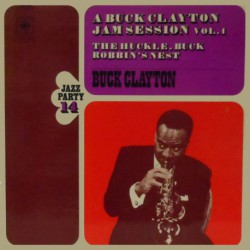 A Buck Clayton Jam Session Vol. 1 (French Stereo)