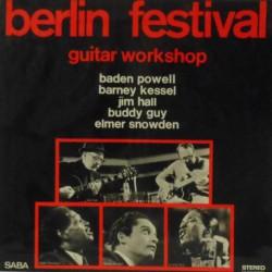 Berlin Festival (German Gatefold)