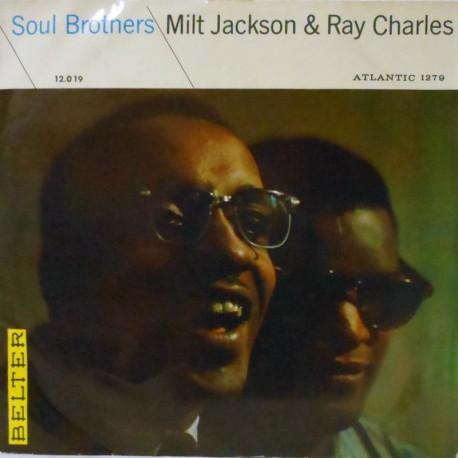 Soul Brothers w/ Ray Charles (Spanish Mono 1960)
